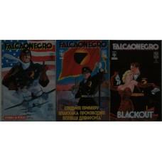 Falcão Negro 1,2,3 (1989)