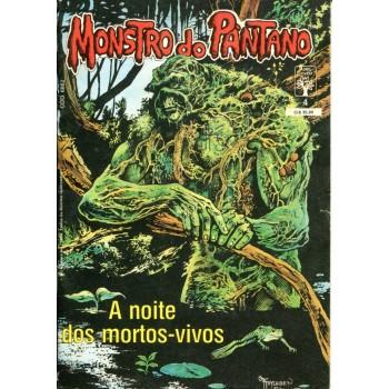 Monstro do Pântano 4 (1990)