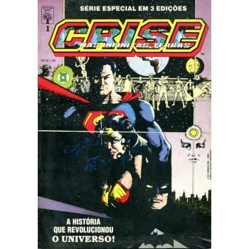 Crise Nas Infinitas Terras 1 (1989)