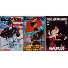 Falcão Negro 1 2 3 (1989)