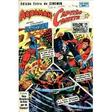 Edição Extra de Cinemin (1979) Aquaman e Capitão Cometa