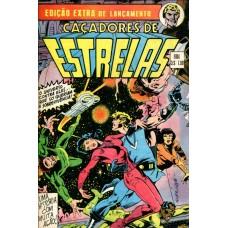 Edição Extra de Lançamento (1978) Caçadores de Estrela