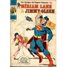O Homem de Aço 27 (1972) 1a Série Miriam Lane e Jimmy Olsen