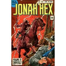 Reis do Faroeste 22 (1979) Jonah Rex