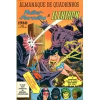 Almanaque de Quadrinhos (1980) Mulher Maravilha e Elektron