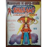 Almanaque de Super Heróis (1975) Shazam