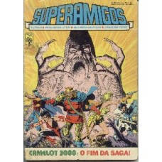 30397 Superamigos 6 (1985) Editora Abril