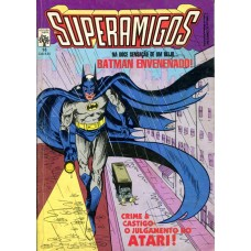 Superamigos 16 (1986)