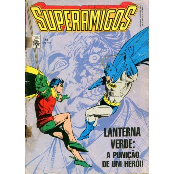 Superamigos 19 (1986)