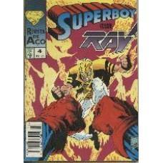 28223 Superboy 4 (1995) Editora Abril