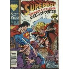 28225 Superboy 7 (1995) Editora Abril