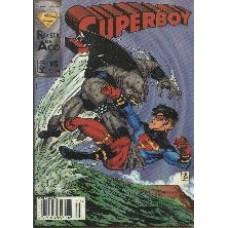 28233 Superboy 15 (1996) Editora Abril
