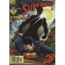 28247 Superboy 4 (1997) Editora Abril
