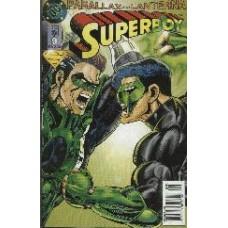 28253 Superboy 9 (1997) Editora Abril