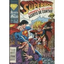 31415 Superboy 7 (1995) Editora Abril