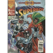 31418 Superboy 13 (1995) Editora Abril