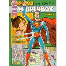 34958 Almanaque Superboy (1972) Editora Ebal