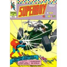 35154 Superboy em Cores 31 (1973) Editora Ebal