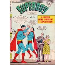 37195 Superboy 17 (1967) 1a Série Editora Ebal