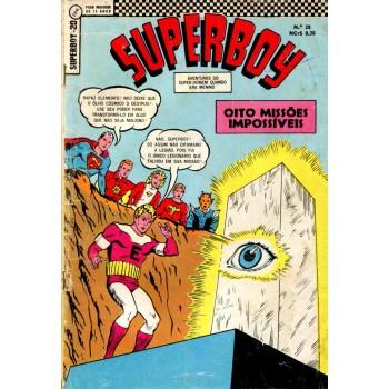 Superboy 20 (1967) 1a Série