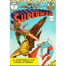 35263 Superman em Cores 27 (1973) Editora Ebal