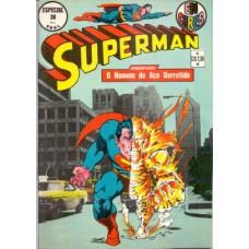 35266 Superman em Cores 30 (1973) Editora Ebal
