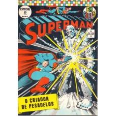 35269 Superman em Cores 33 (1973) Editora Ebal