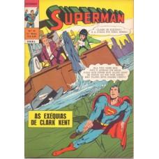 37220 Superman 76 (1970) 3a Série Editora Ebal