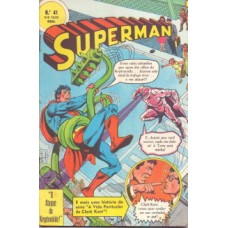 37232 Superman 41 (1979) 1a Série Editora Ebal