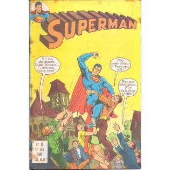 37238 Superman 61 (1981) 1a Série Editora Ebal