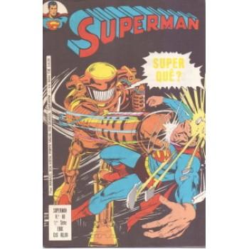 37242 Superman 68 (1982) 1a Série Editora Ebal