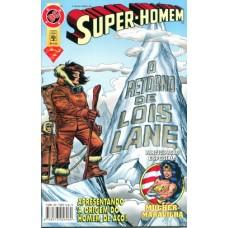 39320 Super Homem O Retorno de Lois Lane (1998) Editora Abril