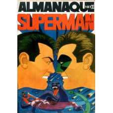 40104 Almanaque Superman (1973) Editora Ebal
