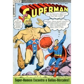 40735 Superman 66 (1969) 3a Série Editora Ebal