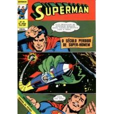 40746 Superman 77 (1970) 3a Série Editora Ebal