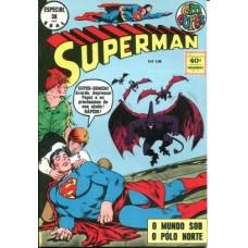 40866 Superman em Cores 38 (1974) Editora Ebal