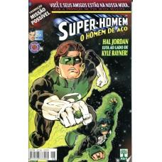 Super Homem 6 (1999) O Homem de Aço