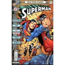 Superman 2 (2000) Super Heróis Premium