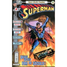 Superman 5 (2000) Super Heróis Premium
