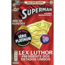 Superman 18 (2002) Super Heróis Premium