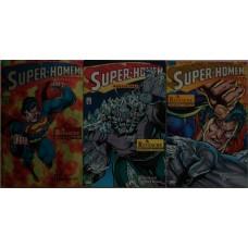 Super Homem Versus Apocalypse 1,2,3 (1995)