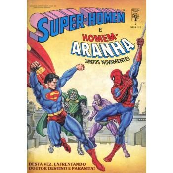 Super Homem X Homem Aranha 2 (1989)