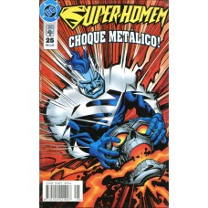 Super Homem 25 (1998)