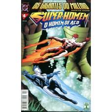 Super Homem 4 (1999) O Homem de Aço