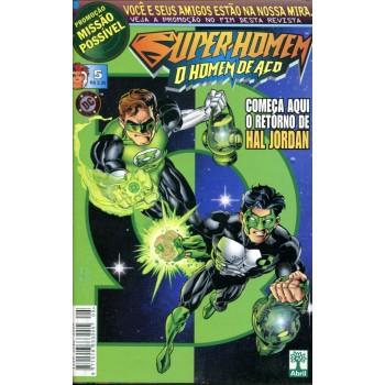 Super Homem 5 (1999) O Homem de Aço
