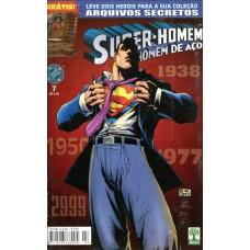 Super Homem 7 (1999) O Homem de Aço