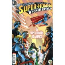 Super Homem 14 (2000) O Homem de Aço