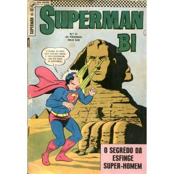 Superman - bi 13 (1967) 1a Série
