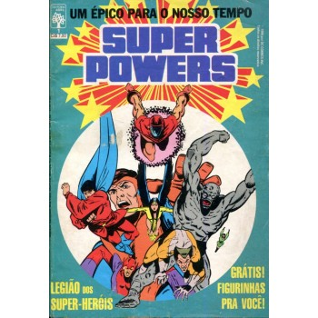 Super Powers 1 (1986)