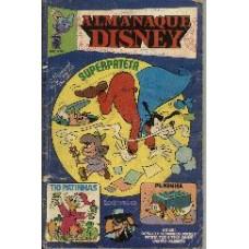 17966 Almanaque Disney 34 (1974) Editora Abril